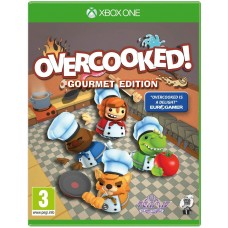 Overcooked Gourmet Edition (Xbox One), Xbox One, Приключения/экшен