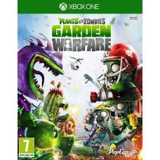 Plants vs Zombies Garden Warfare (Xbox One), 85341, Приключения/экшен