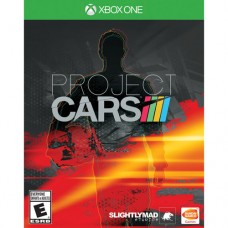 Project Cars (Xbox One, русские субтитры), , Гонки