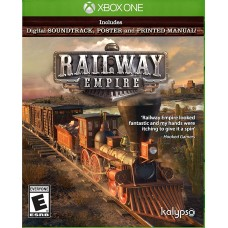 Railway Empire (Xbox One, русск..