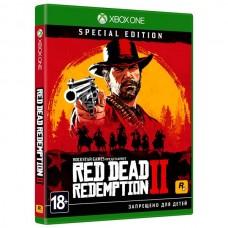 Red Dead Redemption 2 Special Edition (Xbox One, русские субтитры), 243025, Приключения/экшен