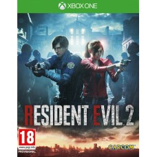 Resident Evil 2 (Xbox One, русские субтитры), 222882, Приключения/экшен