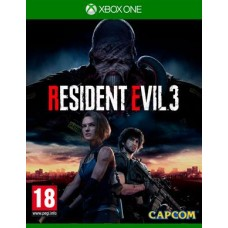 Resident Evil 3 Remake (Xbox On..
