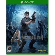 Resident Evil 4 HD (Xbox One)..