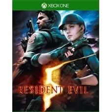 Resident Evil 5 HD (Xbox One), 1005017, Шутеры