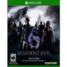 Resident Evil 6 (Xbox One, русские субтитры), 218414, Приключения/экшен