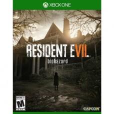 Resident Evil 7 Biohazard (Xbox One, русские субтитры), 195231, Приключения/экшен