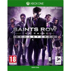 Saints Row The Third Remastered (Xbox One), ,