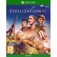 Sid Meiers Civilization VI (Xbox One, русские субтитры), 225496, Другие