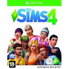 Sims 4 (Xbox One, русская версия), 220425, Приключения/экшен
