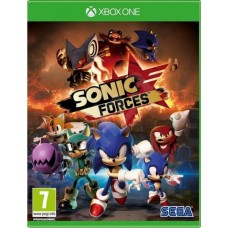 Sonic Forces (Xbox One, русские..