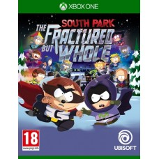 South Park The Fractured But Whole (Xbox One, русские субтитры), Xbox One, РПГ