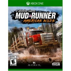 Spintires MudRunner American Wilds Edition (Xbox One, рус субтитры), 222053, Гонки