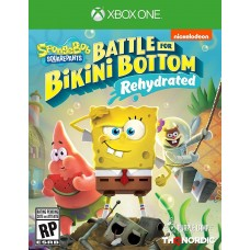 Spongebob SquarePants Battle for Bikini Bottom Rehydrated (Xbox One), 226106, Приключения/экшен