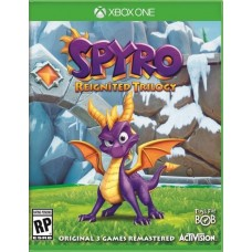 Spyro Reignited Trilogy (Xbox O..