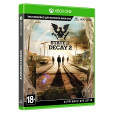State Of Decay 2 (Xbox One, рус..