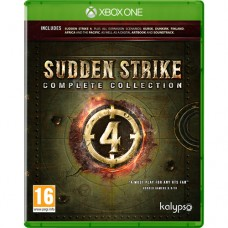 Sudden Strike 4: Complete Collection (Xbox One, русская версия), 223578, Другие