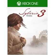 Syberia 3 (Xbox One, русская ве..