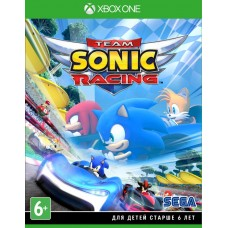 Team Sonic Racing (Xbox One, ру..