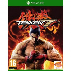 Tekken 7 (Xbox One, русские субтитры), 217941, Драки