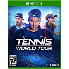 Tennis World Tour (Xbox One, ру..