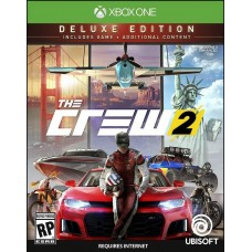 The Crew 2 Deluxe Edition (Xbox One, русская версия), , Гонки