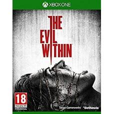 The Evil Within (Xbox One, русские субтитры), 81563, Приключения/экшен