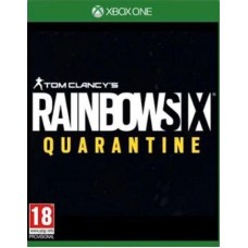 Tom Clancys Rainbow Six Quarantine (Xbox One), 236946, Шутеры