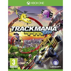 Trackmania Turbo (Xbox One, русская версия), , Гонки