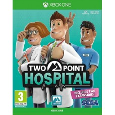 Two Point Hospital (Xbox One), ,