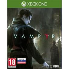Vampyr (Xbox One, русские субтитры)