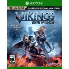 Vikings Wolves of Midgard Special Edition (Xbox One, русские субтитры), Xbox One, РПГ