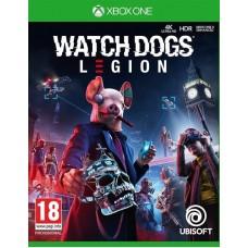 Watch Dogs Legion (Xbox One, ру..
