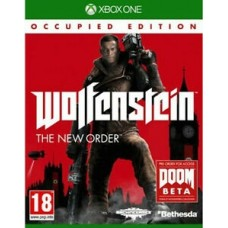 Wolfenstein The New Order Occupied Edition (Xbox One, русские субтитры), 206797, Шутеры