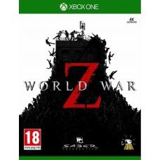 World War Z (Xbox One, русские субтитры), 223337, Приключения/экшен