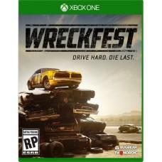 Wreckfest (Xbox One, русские субтитры), 222655, Гонки