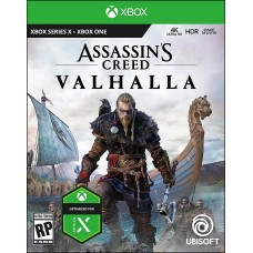 Assassins creed Valhalla (Xbox Series X, русская версия), 236973, Приключения/экшен