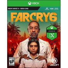 Far Cry 6 (Xbox Series X, русск..