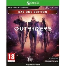 Outriders (Xbox Series X, русская версия), 235153, Приключения/экшен