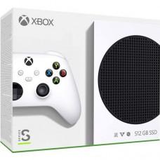 Xbox Series S (512GB, белый), 221324, Консоли