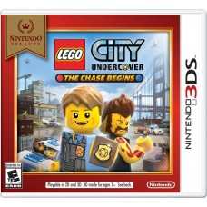 LEGO City Undercover The Chase Begins (3DS, русская версия), 193829, Игры для Nintendo DS