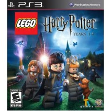 LEGO Harry Potter Years 1-4 (PS3), 209528, Детские игры