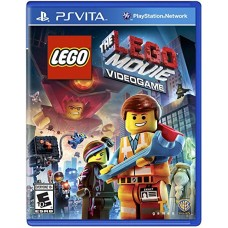 LEGO Movie: The Videogame (PS VITA, русские субтитры), 87269, Игры для PS VITA