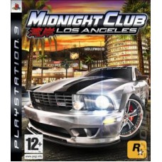Midnight Club: Los Angeles Complete Edition (PS3), 5653, Гонки
