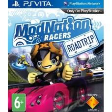 Modnation Racers: Road Trip (PS Vita, русская версия), , Игры для PS VITA