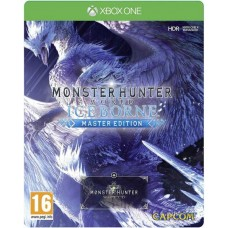 Monster Hunter World Iceborne Steelbook Edition (Xbox One), 226187, Xbox One