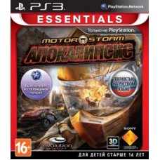 MotorStorm: Apocalypse (PS3, ESN), 74104, Гонки