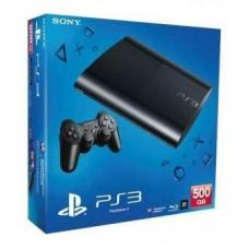 Playstation 3 Super Slim (500Gb, CECH-4008C), , Консоли