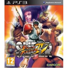Super Street Fighter IV (PS3), , Драки