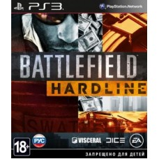 Battlefield Hardline (PS3, русс..